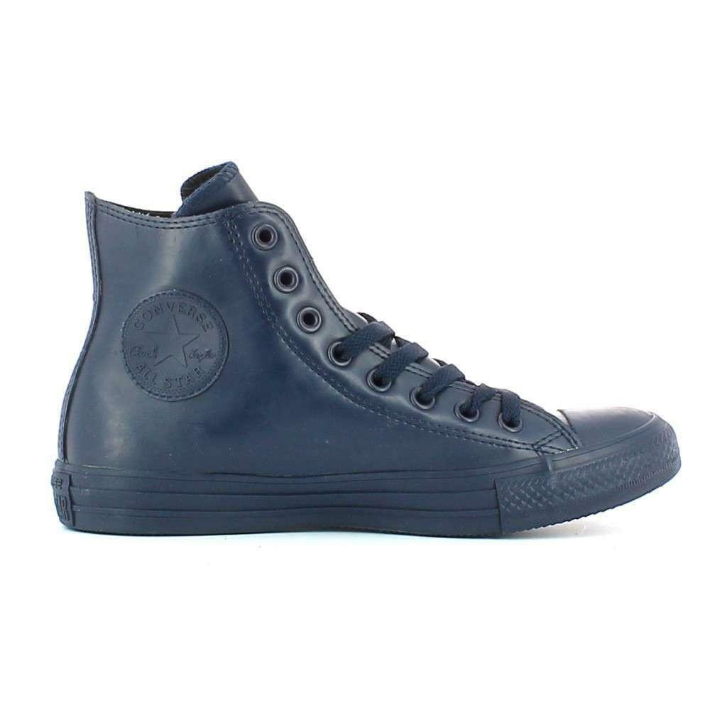 converse converse all star scarpe sportive blu gomma