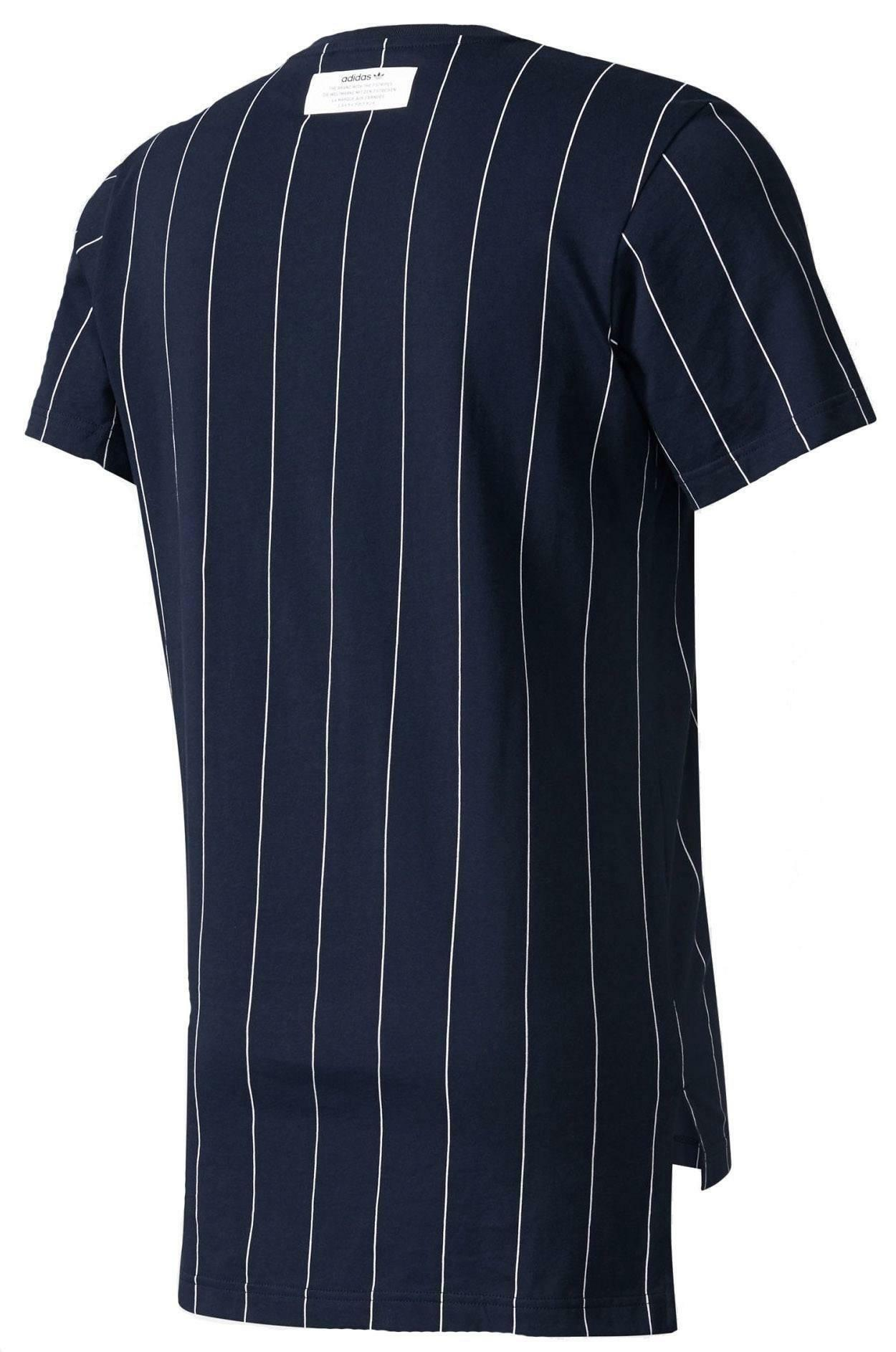 adidas adidas tko ps tee t-shirt uomo blu