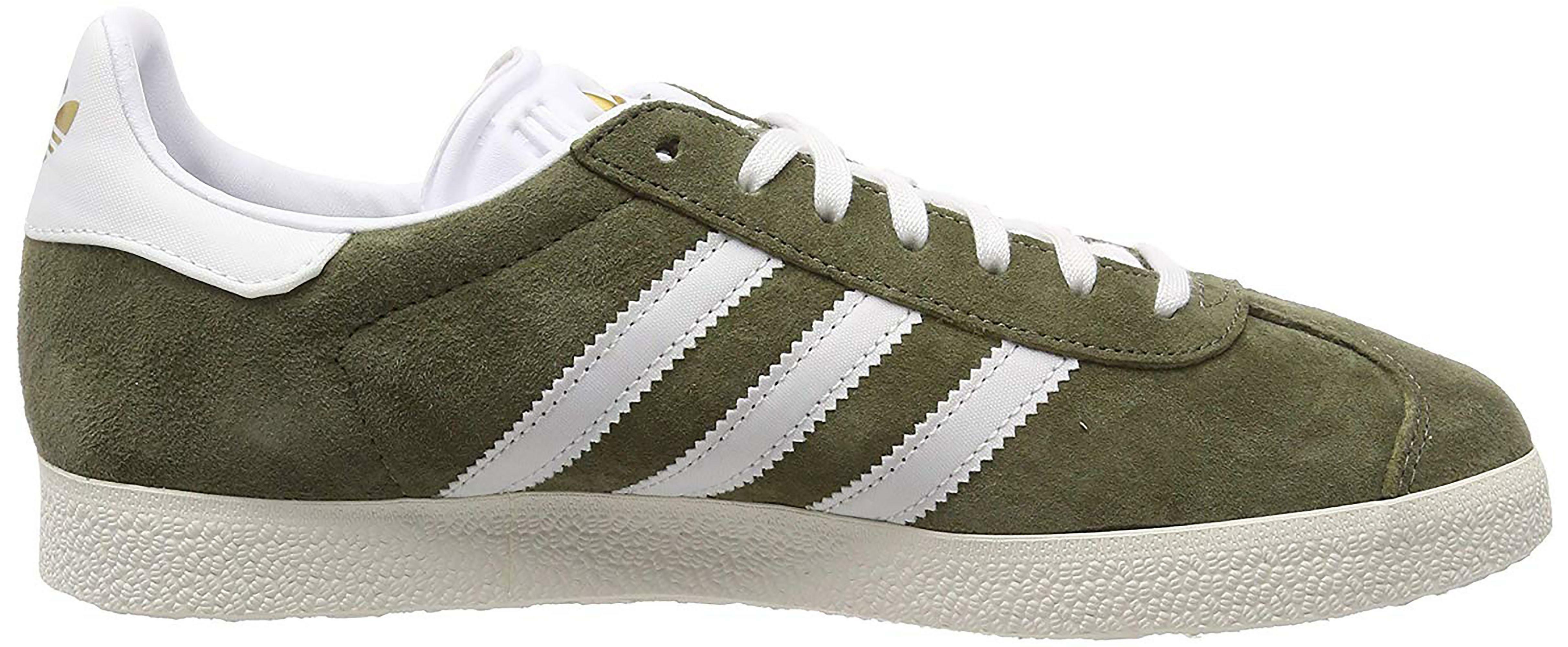 adidas adidas gazelle w scarpe sportive donna verdi cg6062
