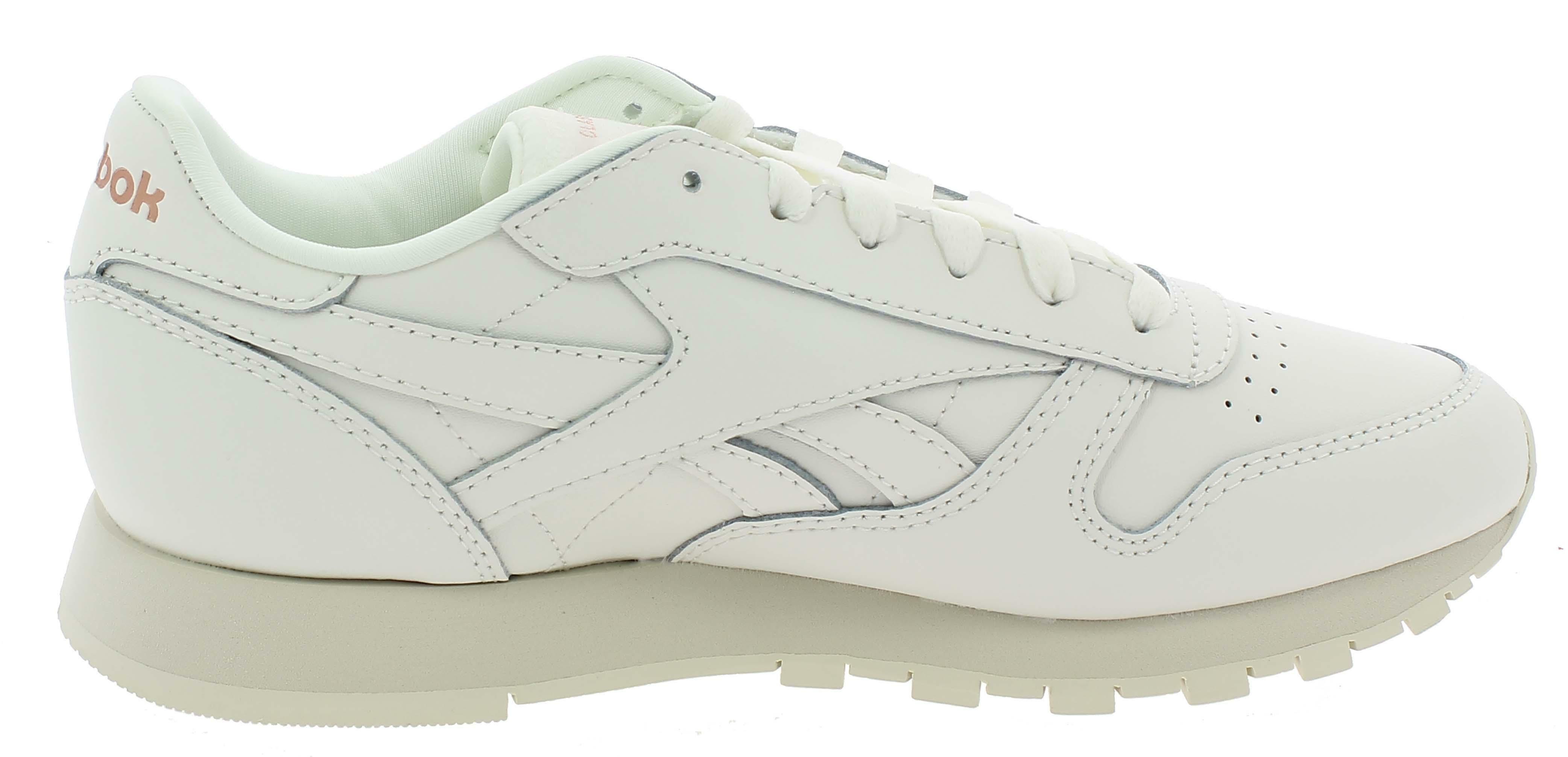 Reebok Weiss Dv3762 Sportschuhe Damen Classic Leather WDIHE29Y