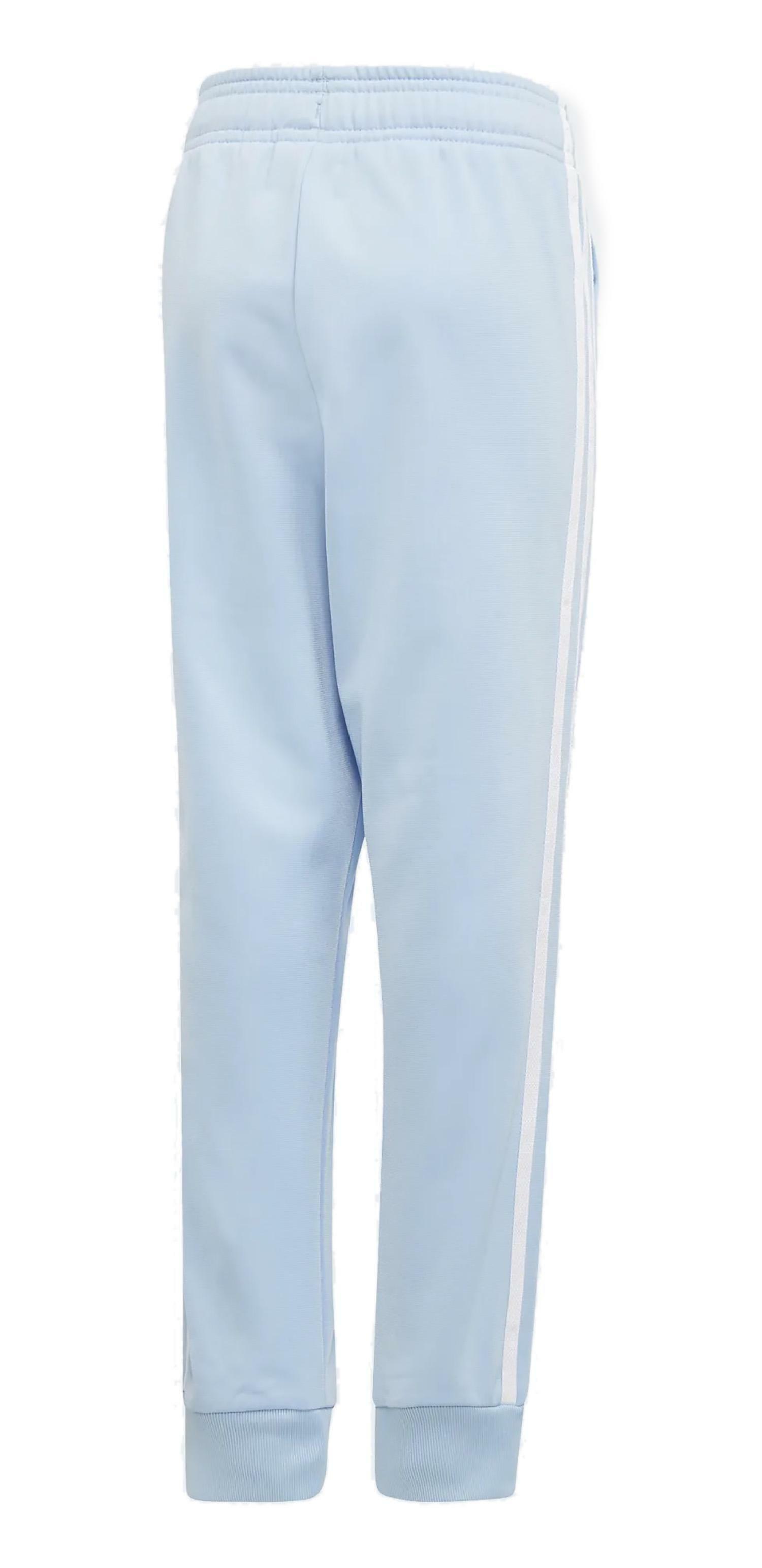 ensemble adidas bleu clair