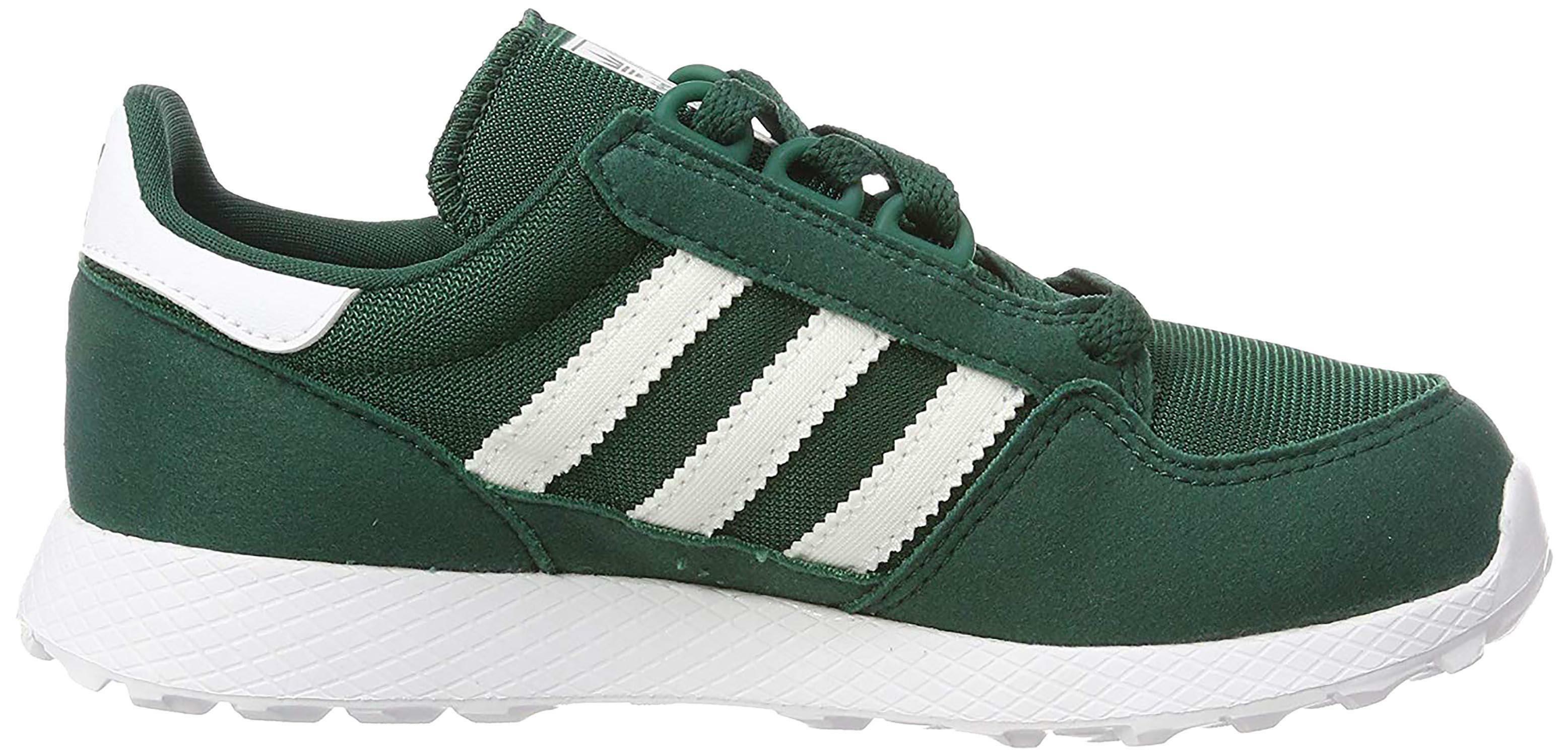 adidas forest groove c scarpe sportive bambino verdi cg6801