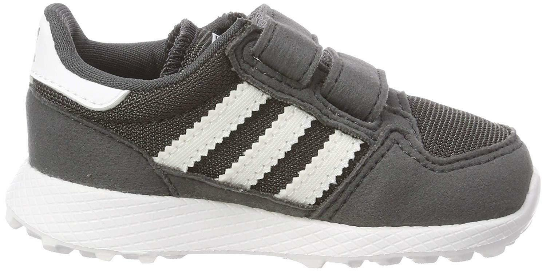 adidas forest grove scarpe sportive bambino grigie cg6806
