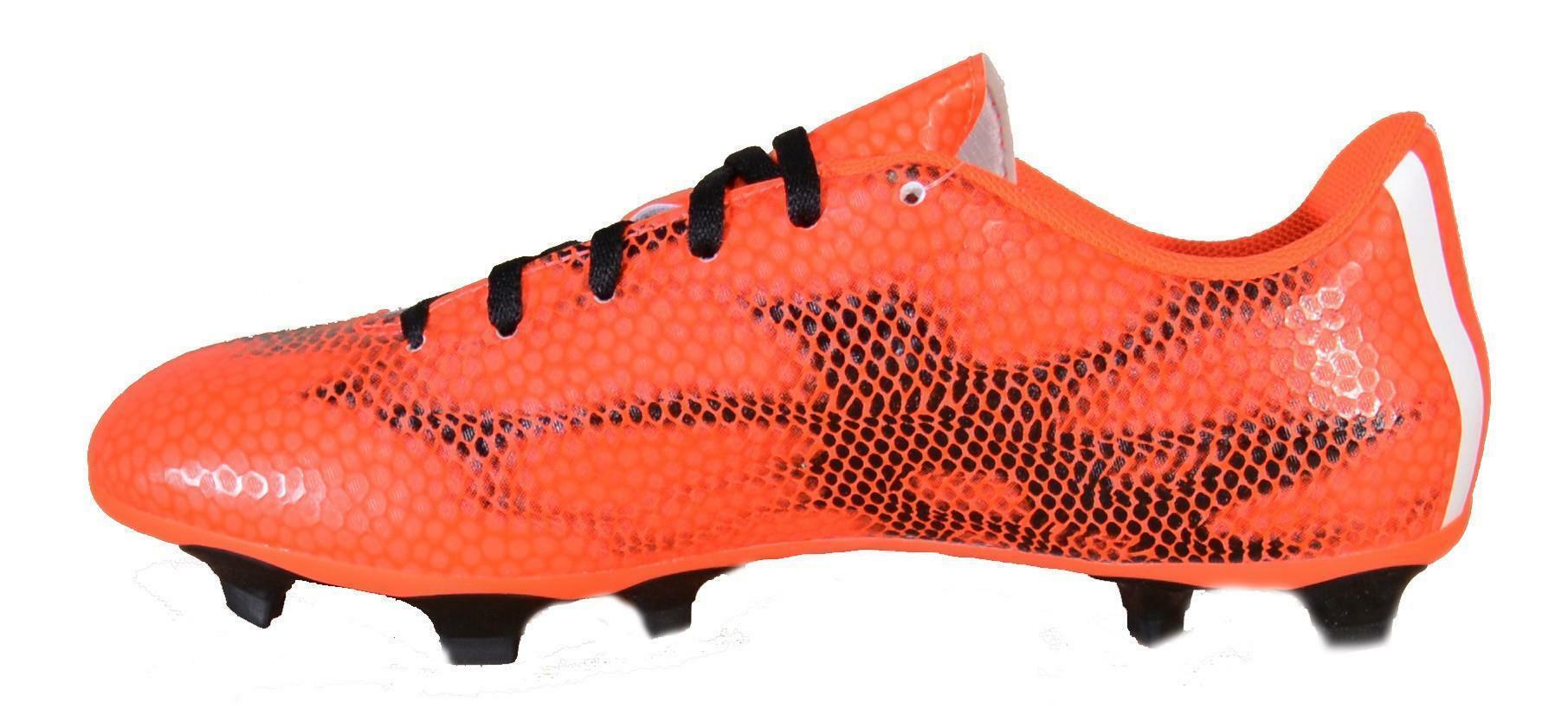 adidas adidas f5 fg scarpini uomo calcio rossi pelle b34862