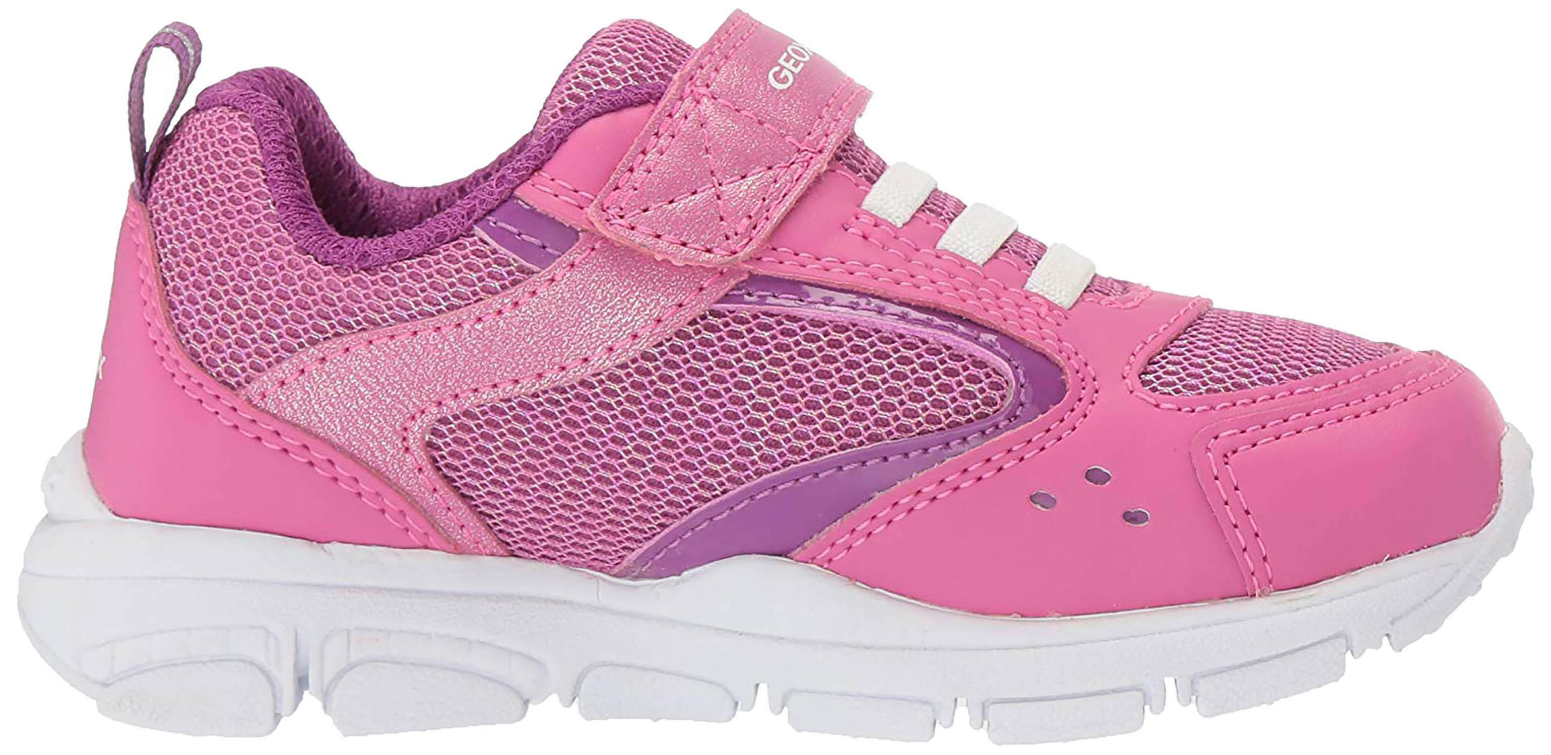geox j n.torque g scarpe bambina rosa j928hac8095