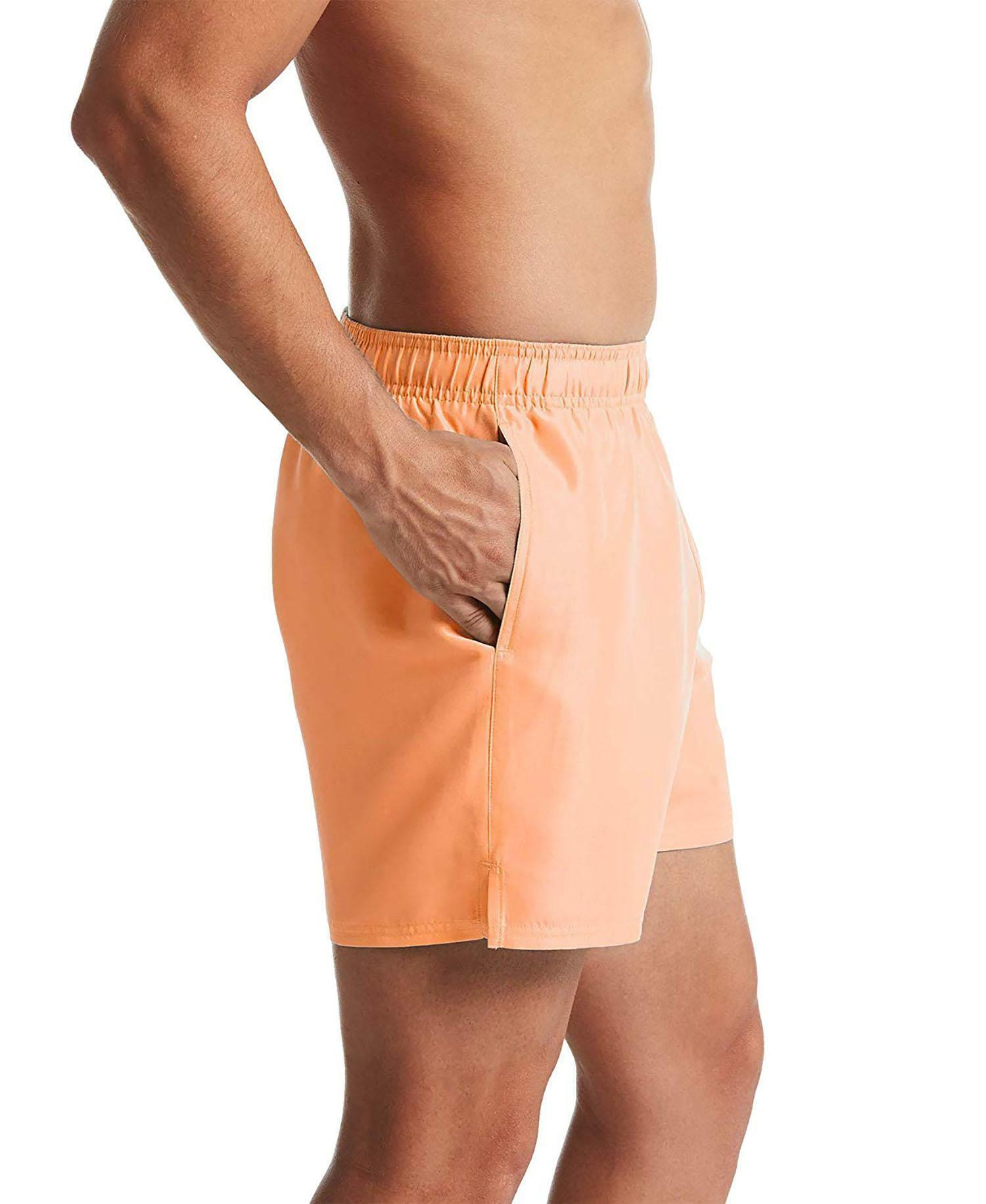 nike costume uomo arancione fluo ness9502849