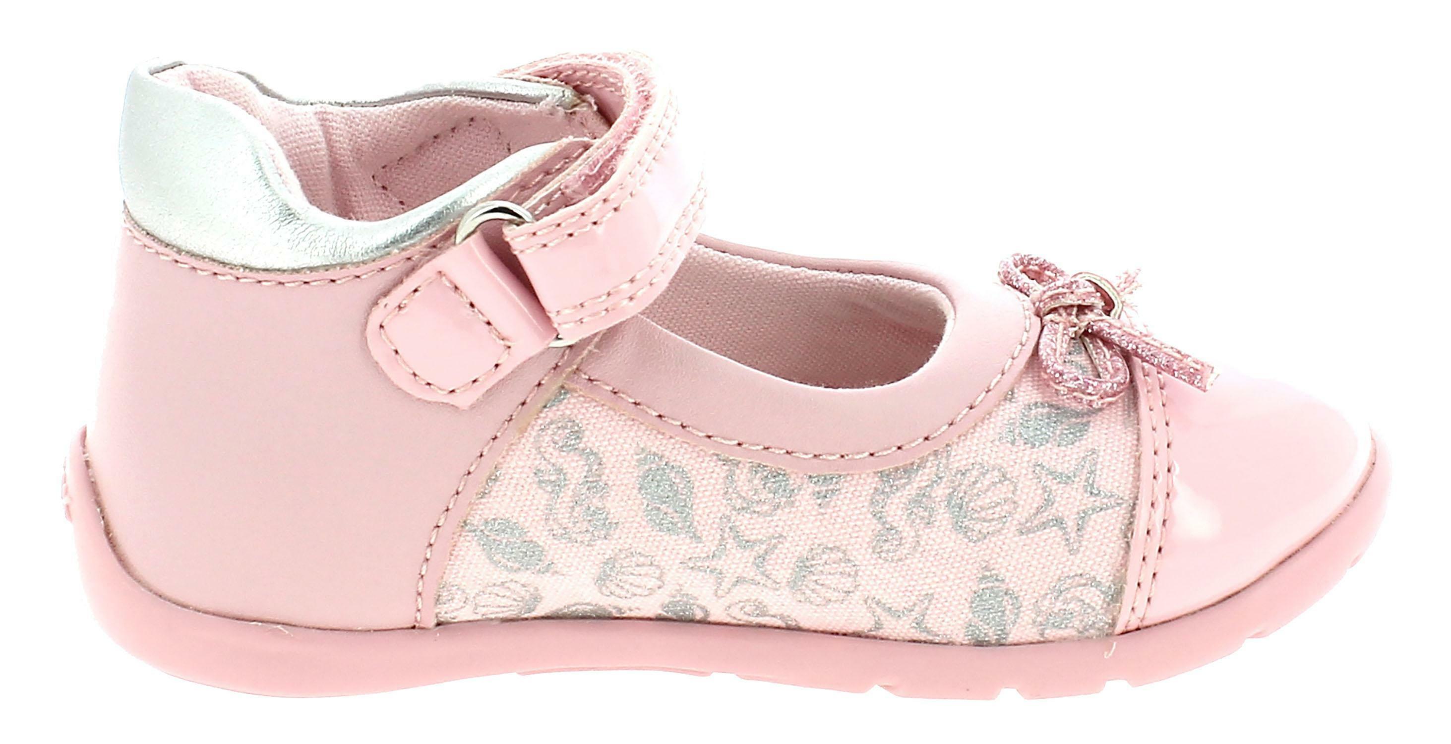 geox b elthan g ballerine bambina rosa b821qcc0514