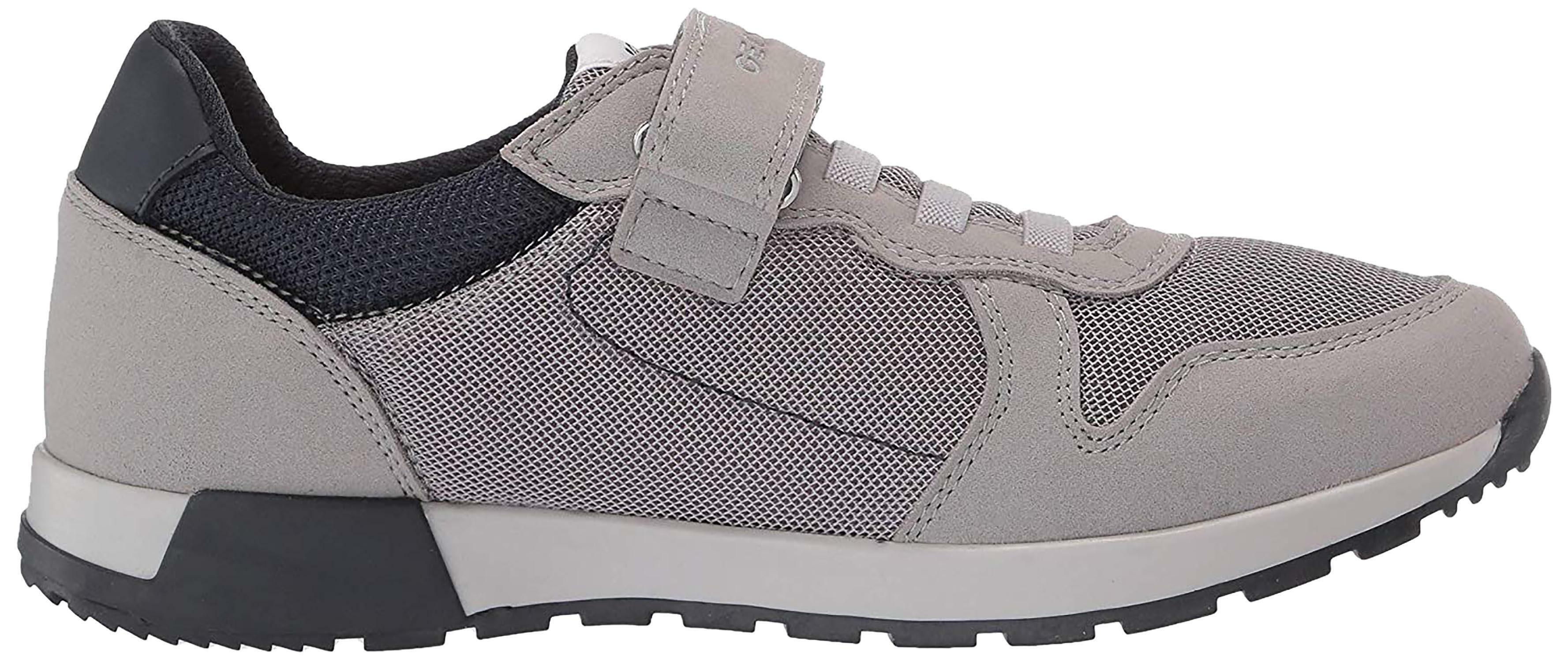 Geox j alfier b scarpe sportive bambino grigie j846ncc0665