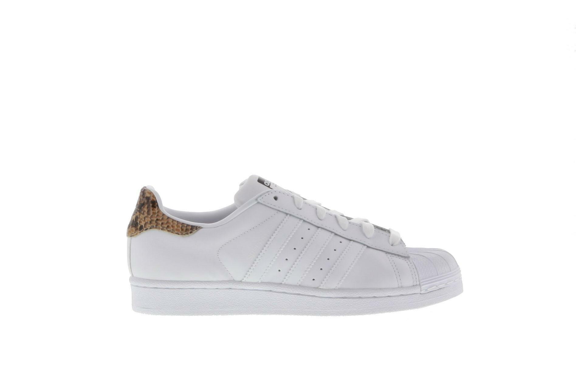 adidas superstar w scarpe pelle donna b35439