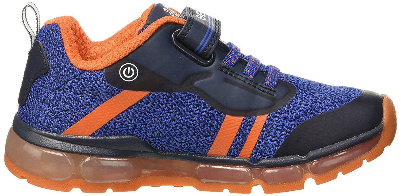 geox j android scarpe sportive bambino blu j9244ac0659