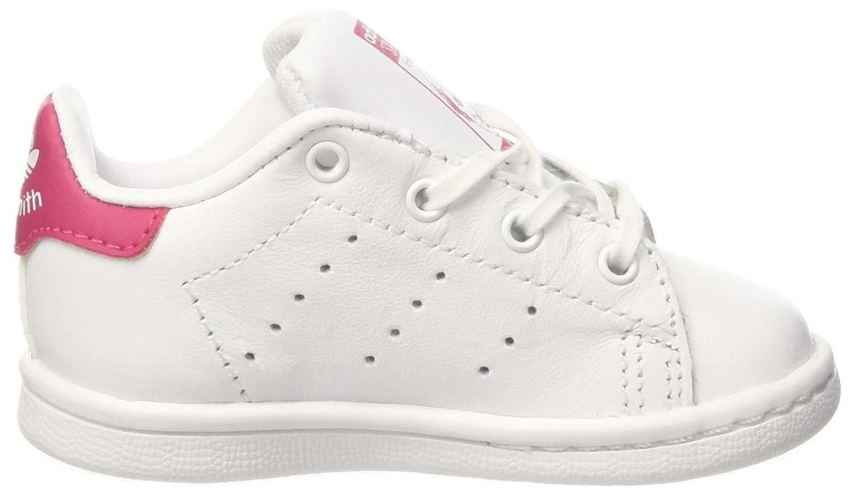 adidas stan smith i scarpe sportive bambina bianche bb2999
