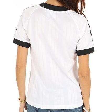 adidas adidas sc football t-shirt donna bianca
