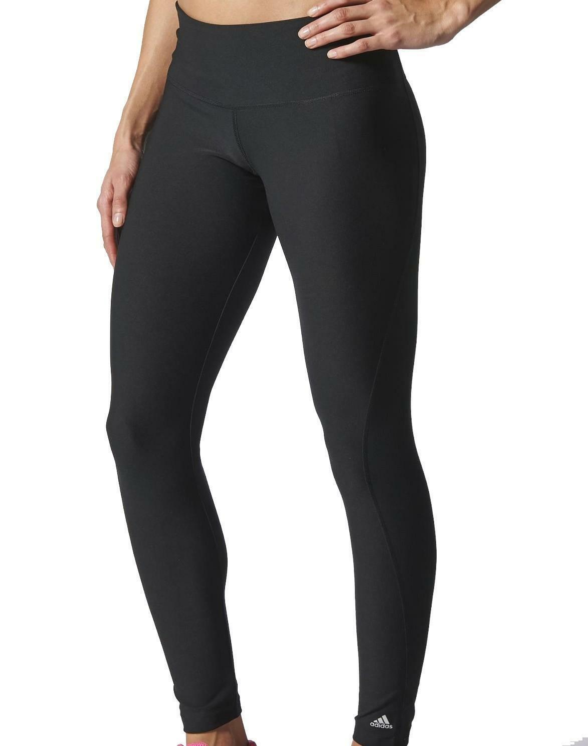 adidas highri tight leggings donna neri s19413