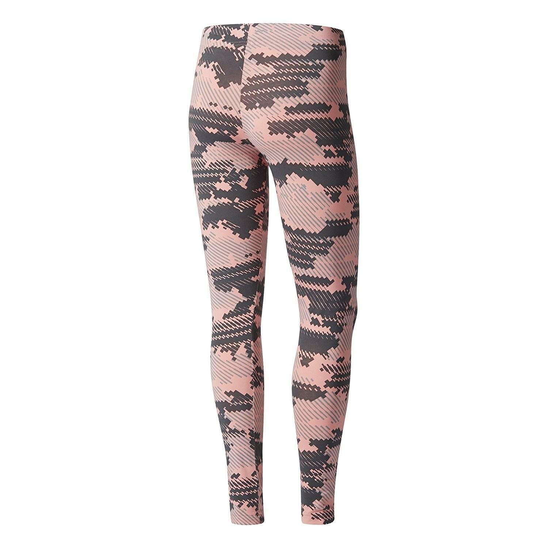 adidas adidas aop tight 2 leggings donna rosa nero bp9268