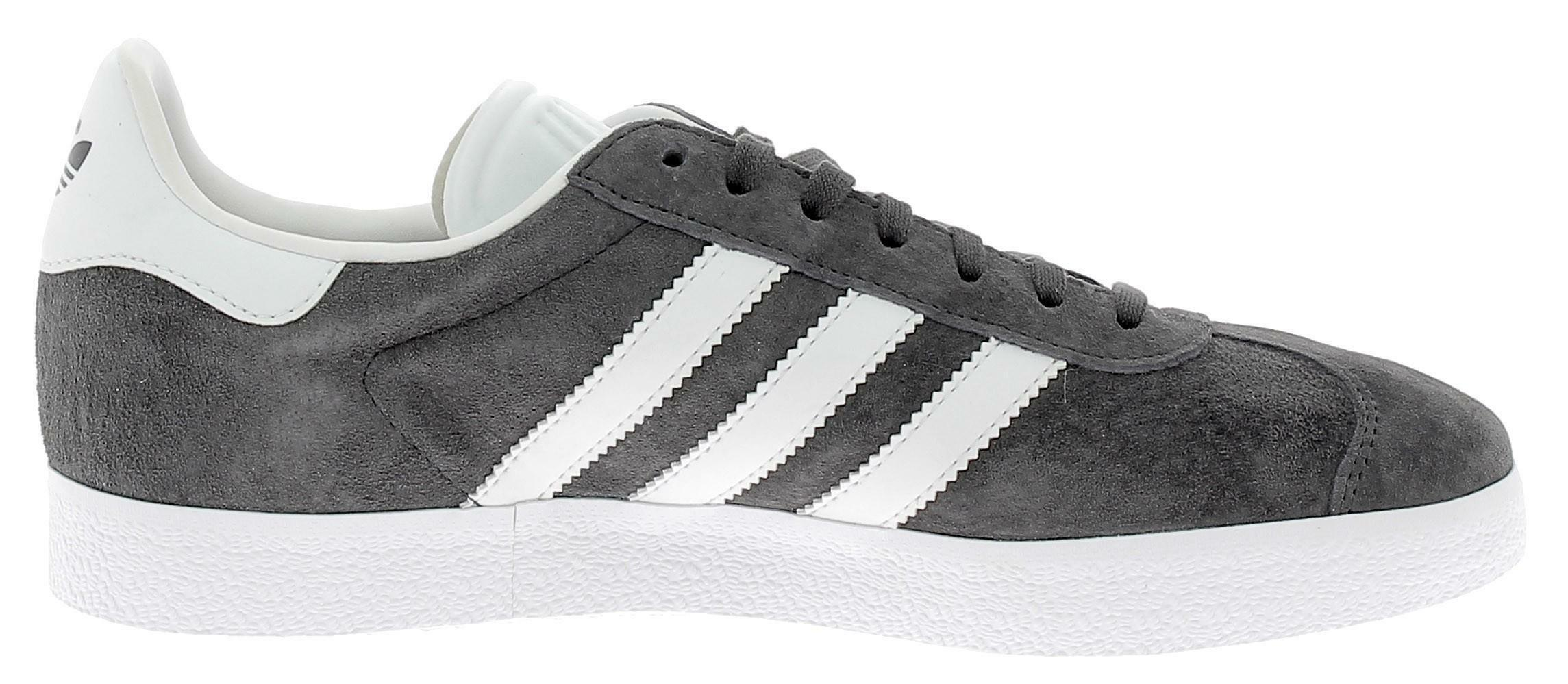 adidas gazelle scarpe sportive uomo grigie