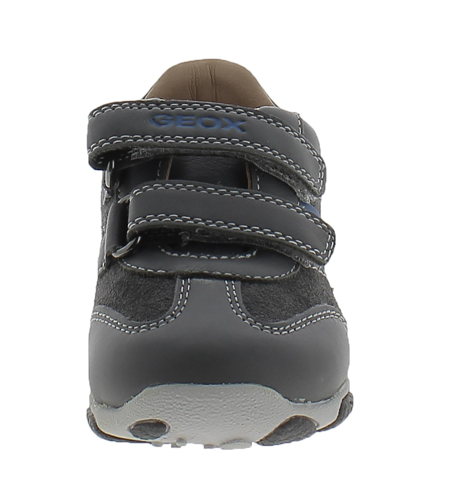 geox bal scarpe sportive bambino grigie b5436c