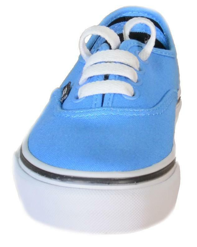 vans vans authentic scarpe bambino azzurre tela rqz80j