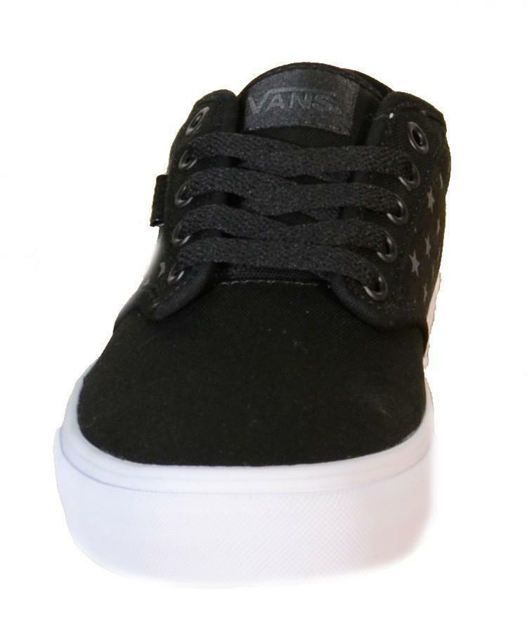 vans vans atwood scarpe sportive nere tela 15ggo0