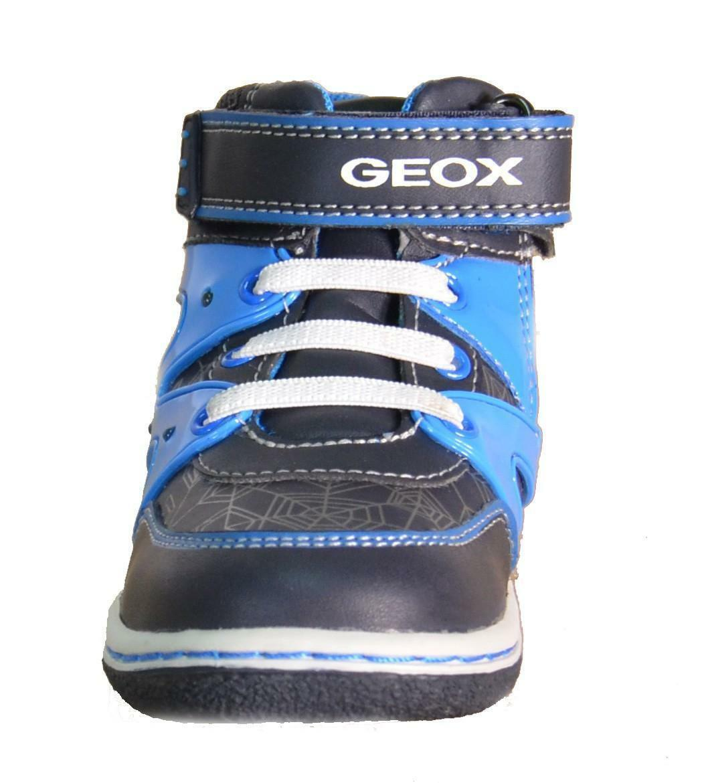geox geox scarpe sportive bambino blu lucette b5437c