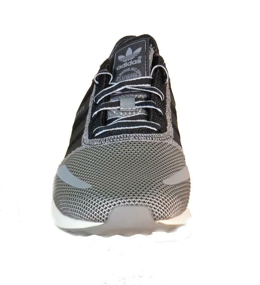 adidas adidas los angeles trainer scarpe sportive uomo nere grigie s42024