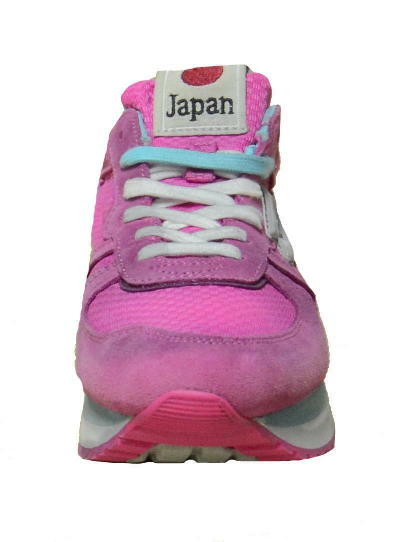 lotto lotto leggenda tokyo wedge scarpe sportive donna fuxia r1866