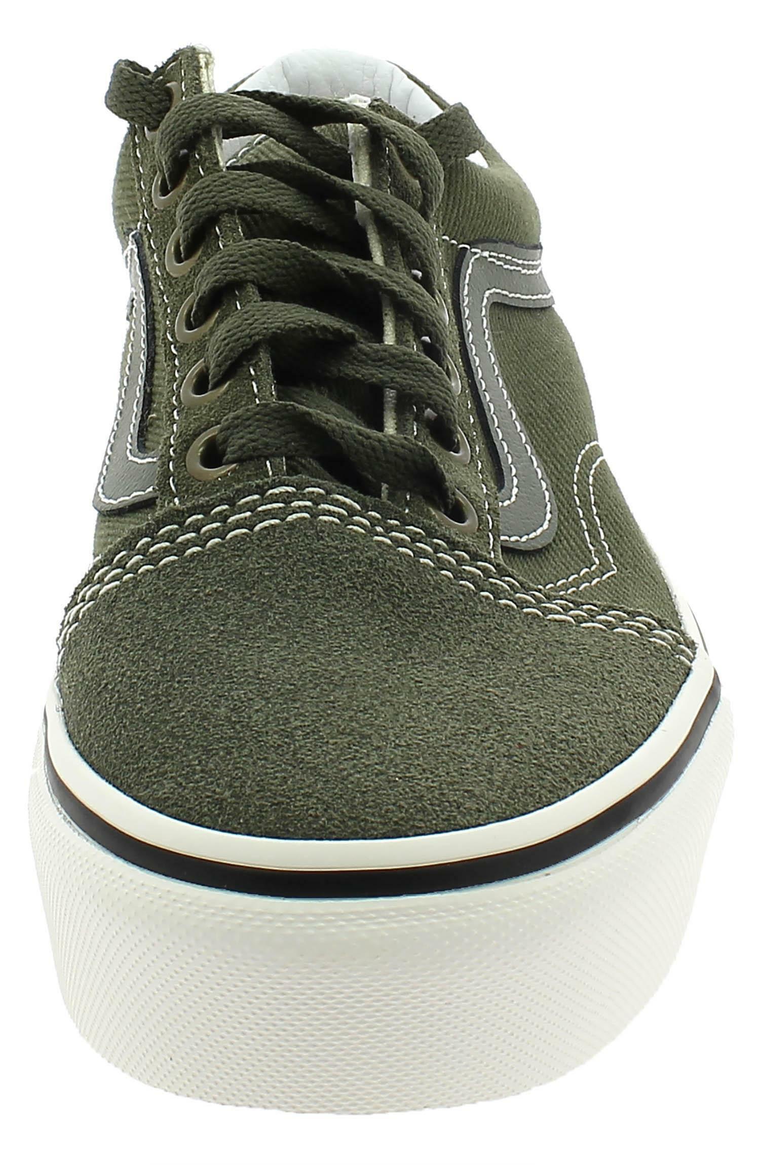 vans scarpe donna verdi