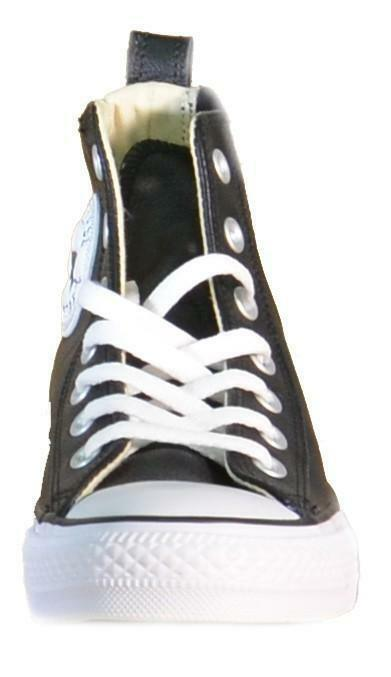 converse ct chelsee hi scarpe donna nere pelle 549708c