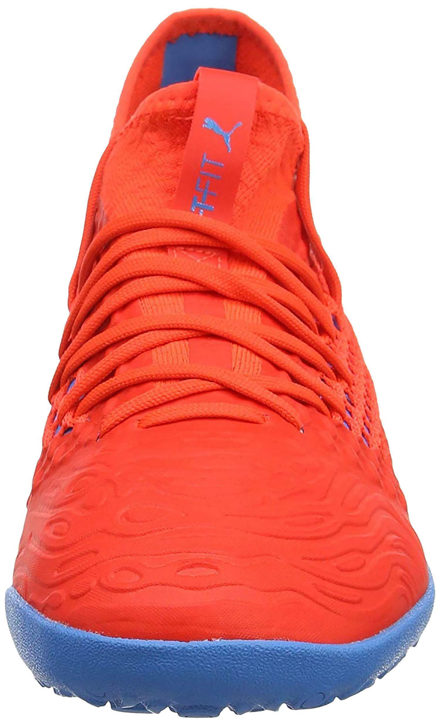 Puma future 19.3 netfit tt scarpe calcetto uomo rosse 10554201