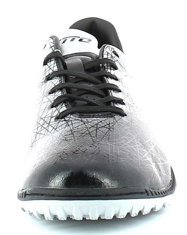 lotto lotto lzg viii 700 tf scarpini calcetto neri