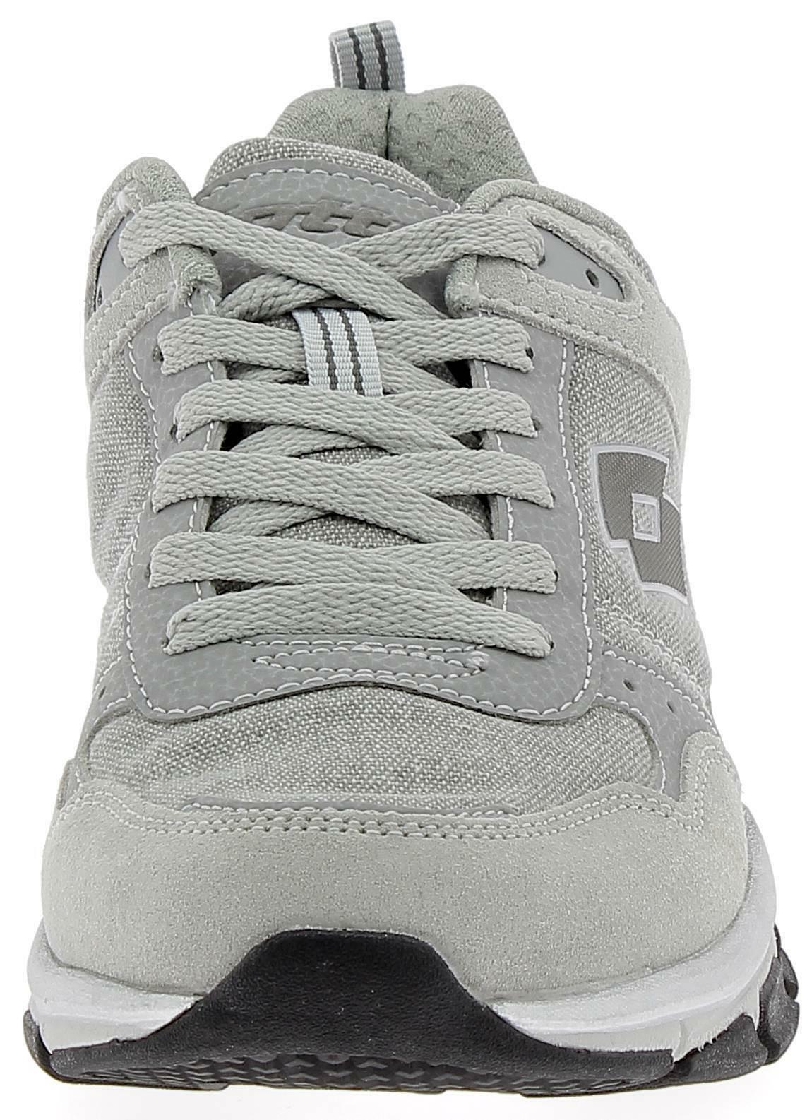 lotto lotto grande iv cvs scarpe sportive uomo grigie