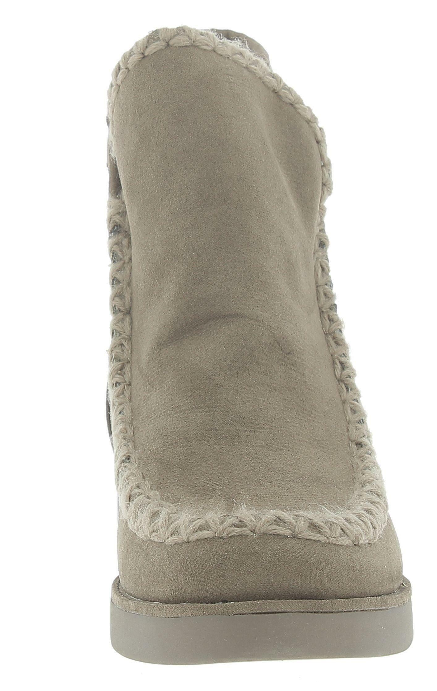 Wrangler axel knitted stivaletto donna marrone