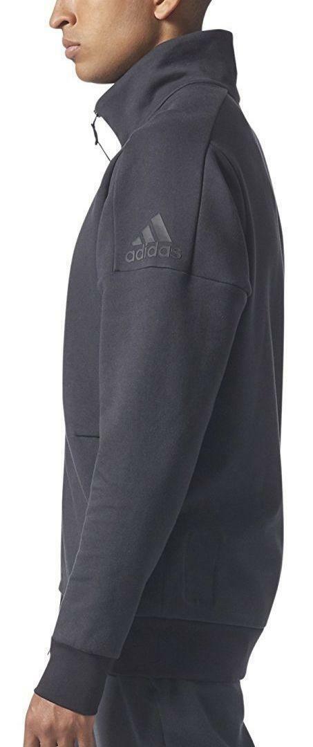 adidas adidas zne track top giacchetto uomo nero bs4886