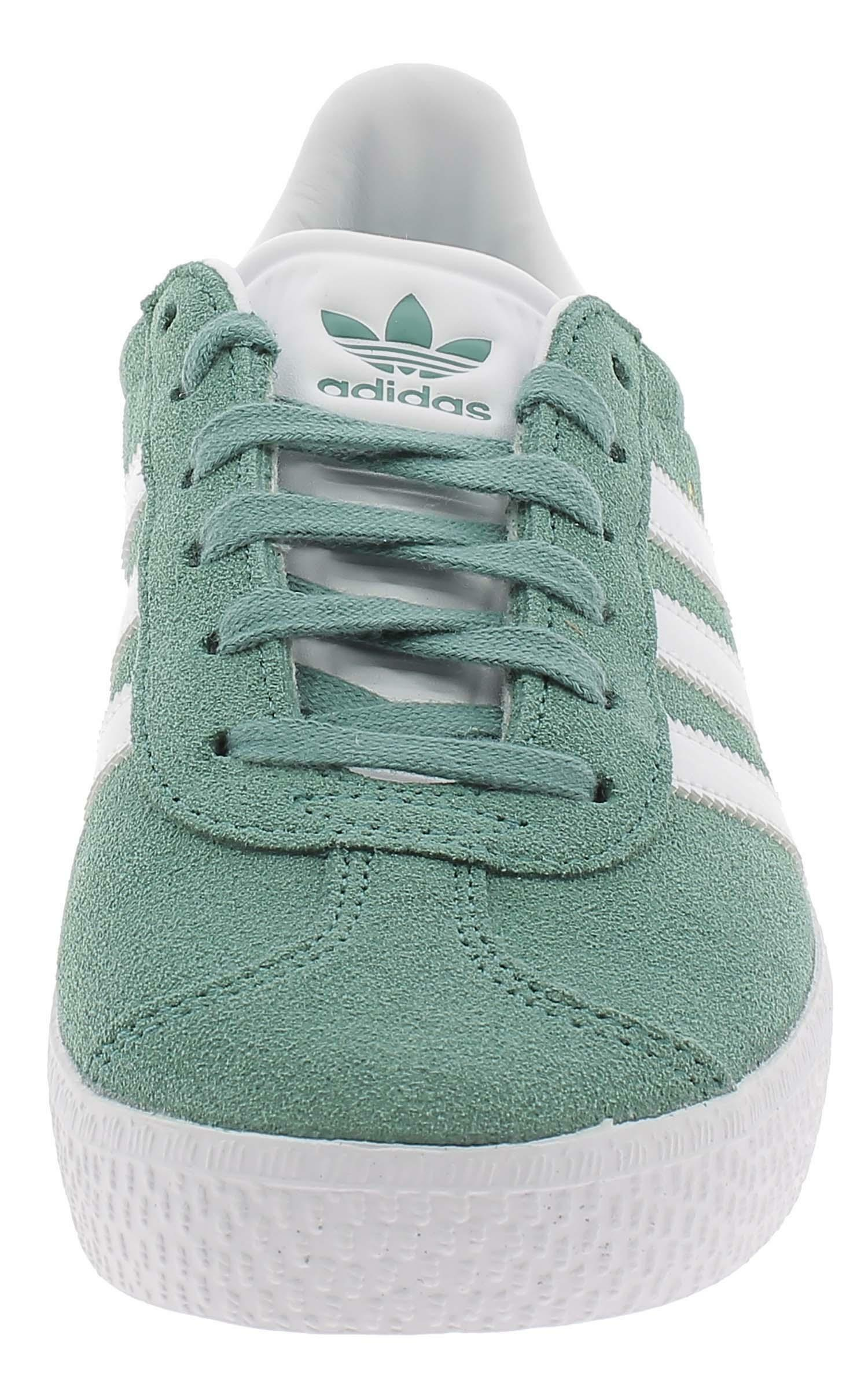 adidas gazelle bambina verde