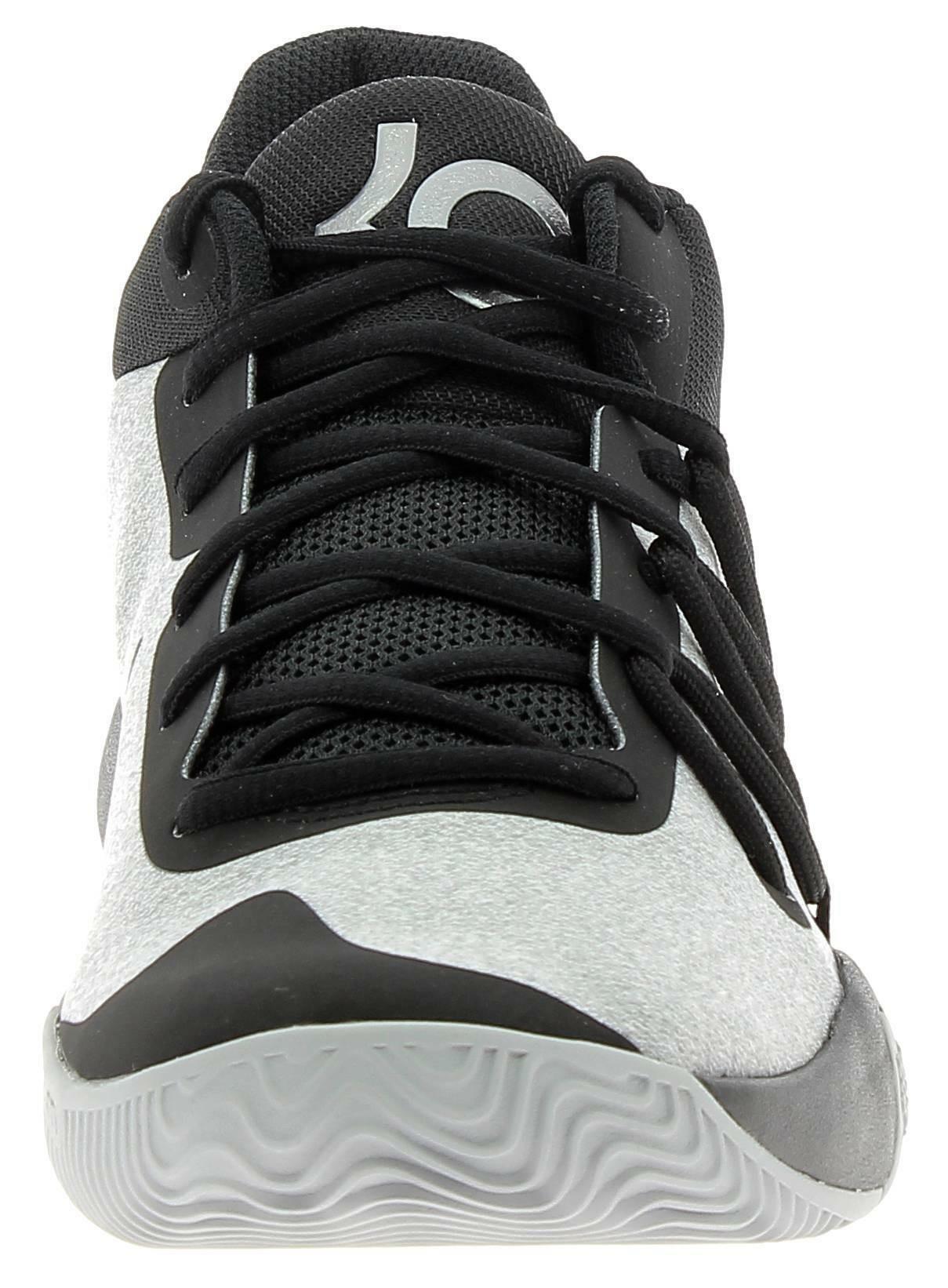 nike nike kd trey 5 v scarpe basket uomo grigie e nere