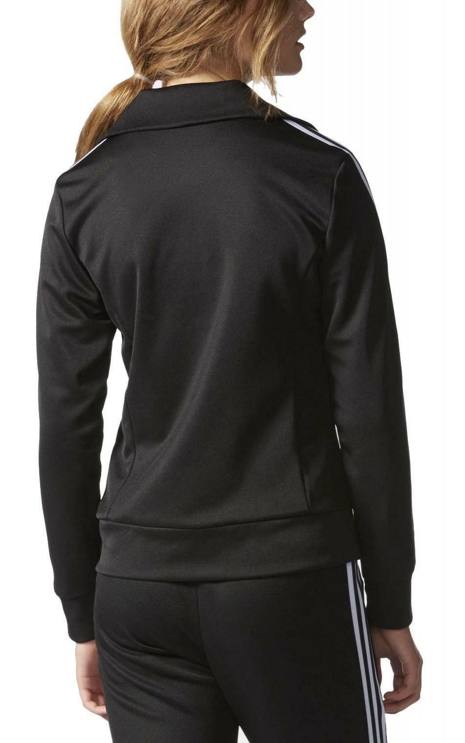 adidas adidas europa tt giacchetto sportivo donna nero
