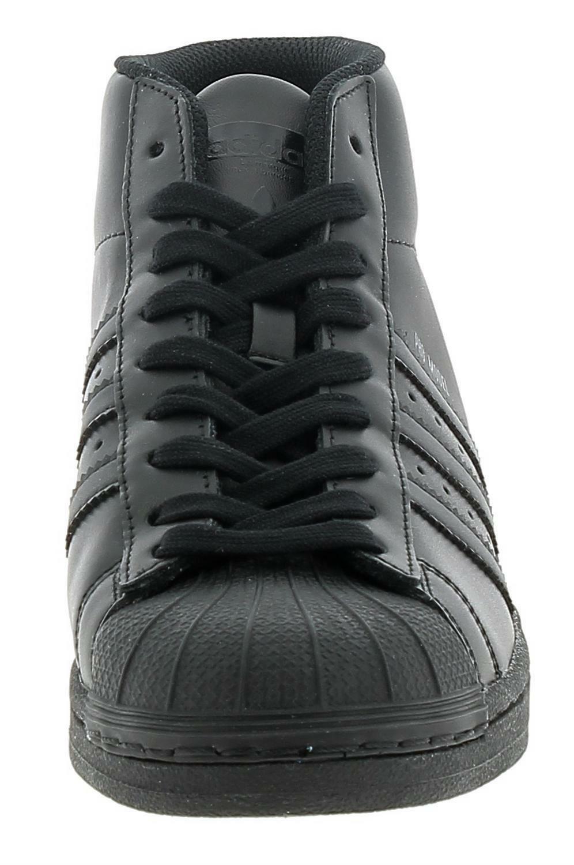 adidas adidas superstar pro model scarpe sportive pelle nere