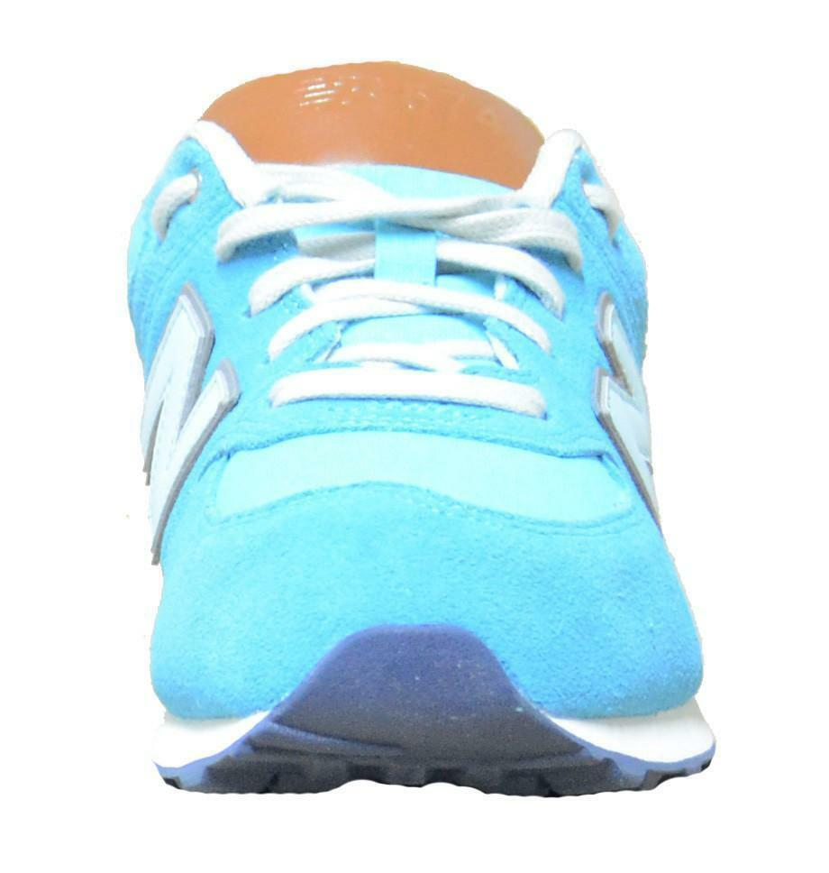 new balance new balance scarpe sportive donna celesti kl574u9g