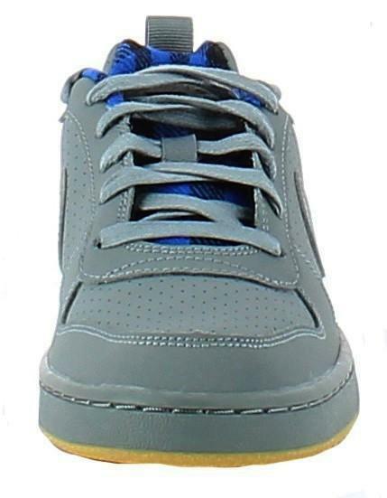 nike nike court borough low scarpe sportive grigie