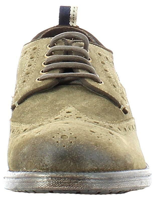 wrangler wrangler castle brogue scarpe uomo