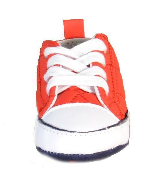 converse converse ct first star hi casino scarpe bambino rosse 850602c