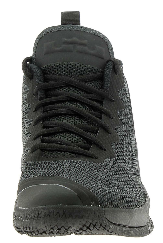 nike nike lebron james witness ii scarpe basket uomo nere
