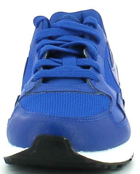 nike nike air max st gs scarpe sportive blu pelle