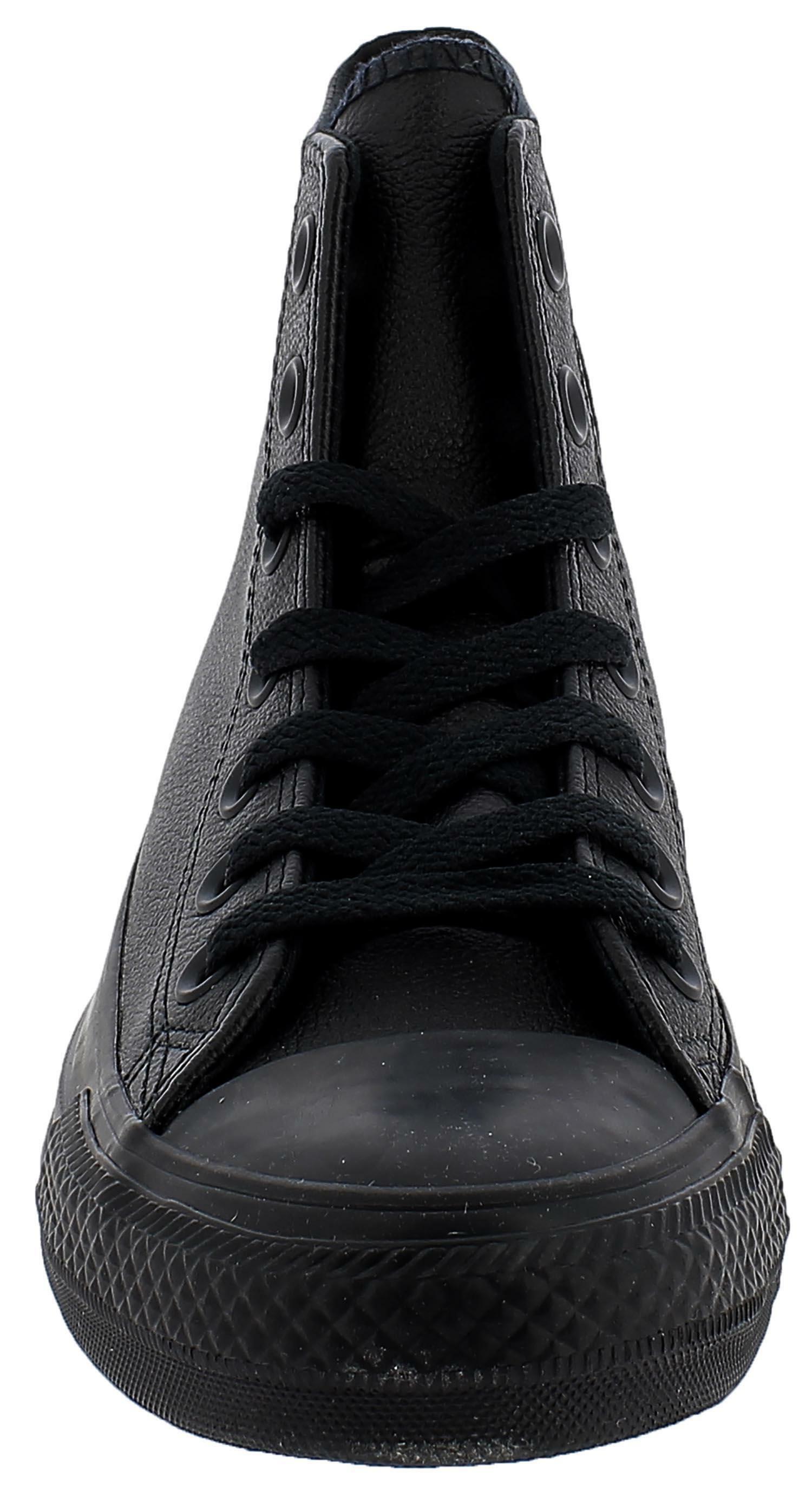 converse converse all star ct a/s lea hi scarpe donna nere pelle 1t405