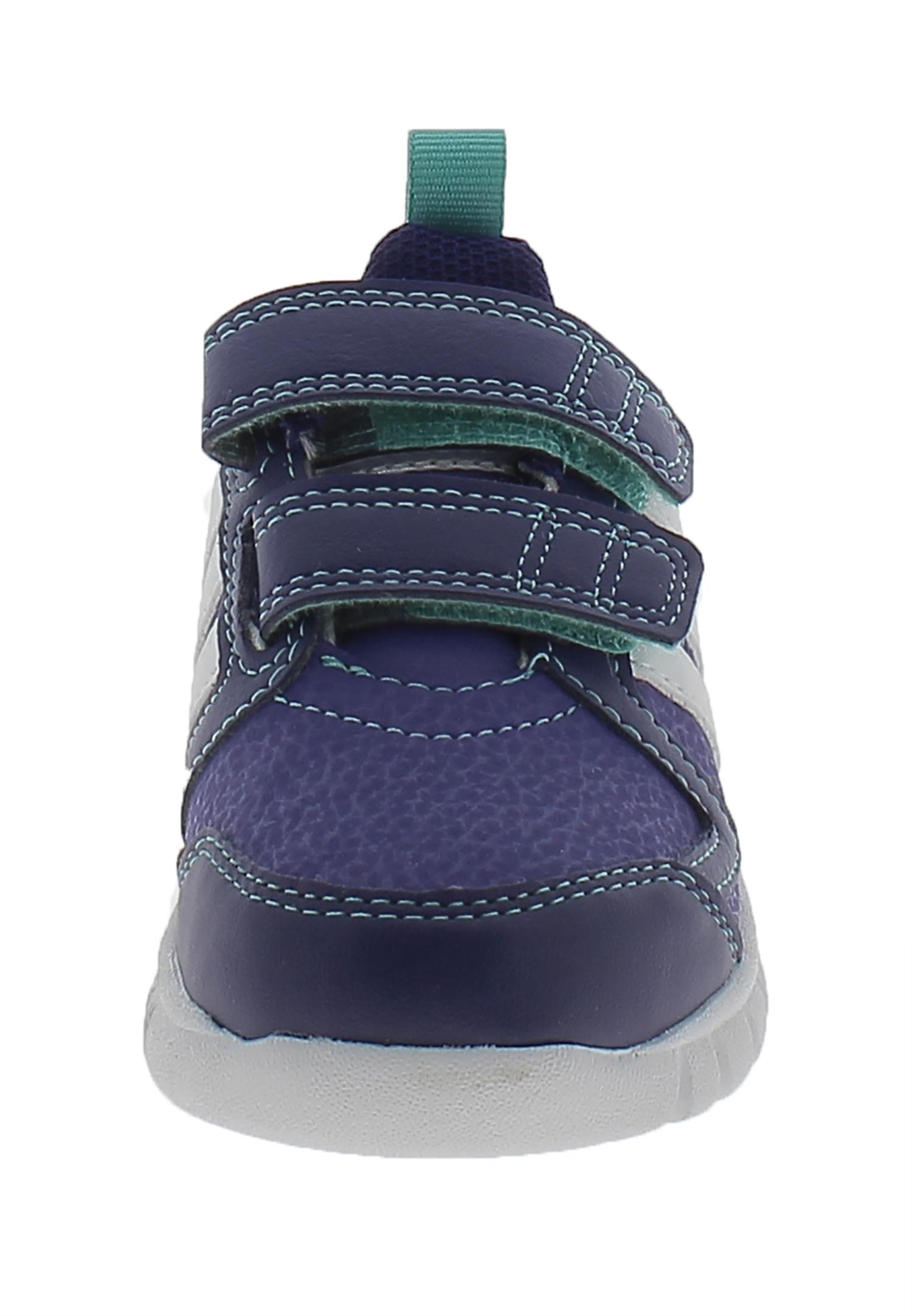 adidas adidas sta fluid 3 cf i scarpe bambina viola pelle strappi m25492