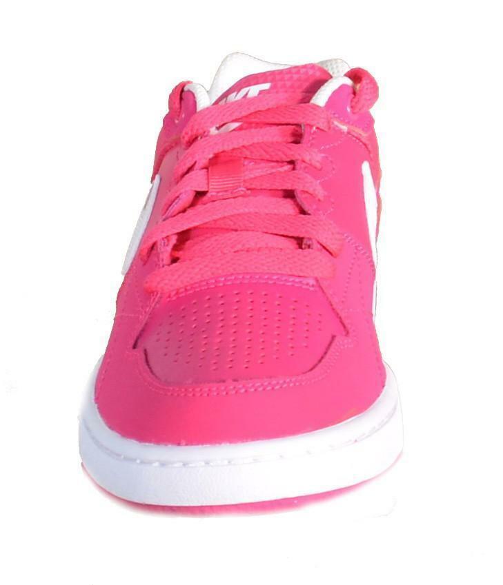 Donna 653688 Fuxia Gs Pelle Nike Low Scarpe Priority Sportive FKJc1Tlu3