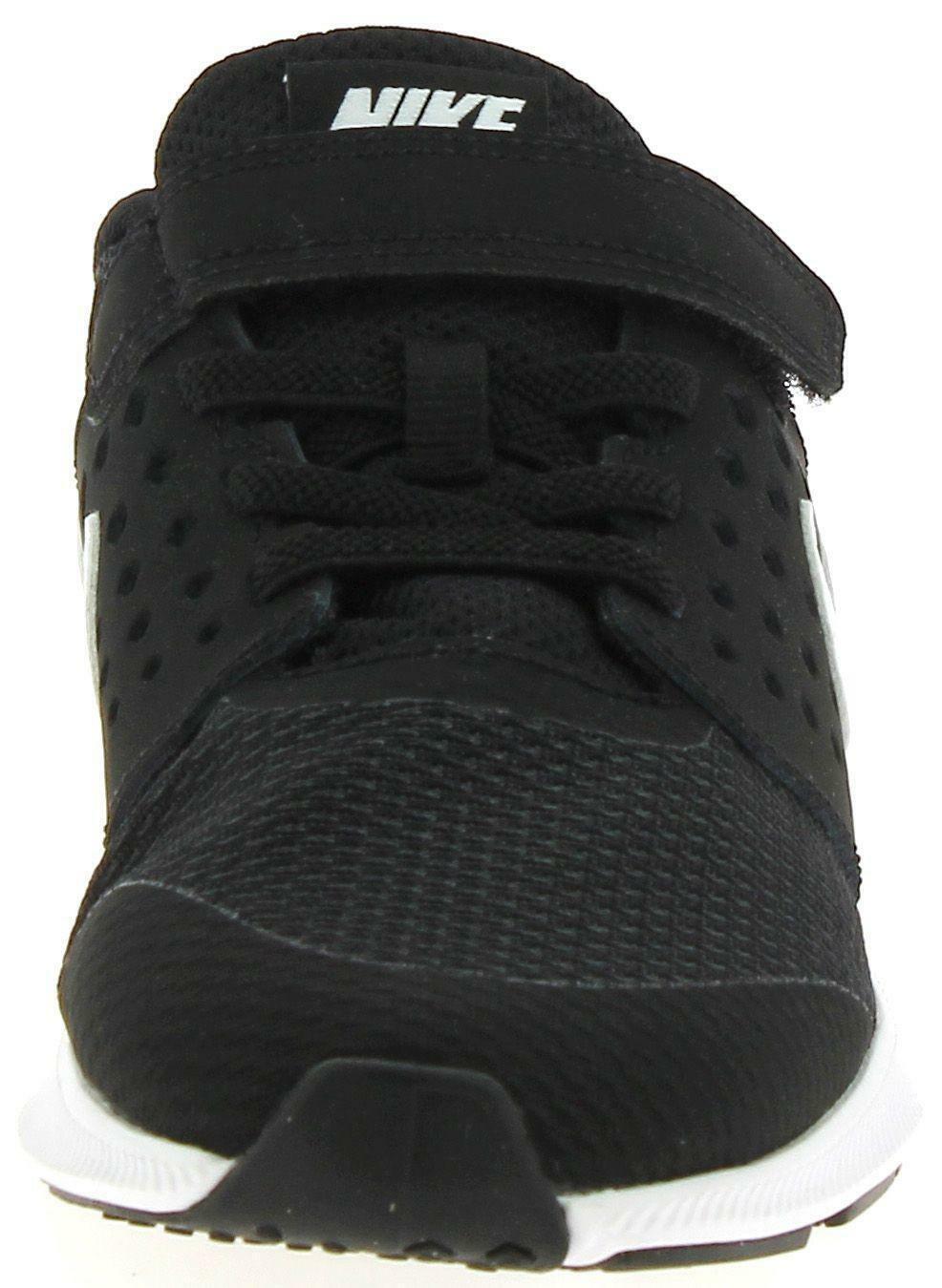 nike nike downshifter 7 scarpe sportive bambino nere