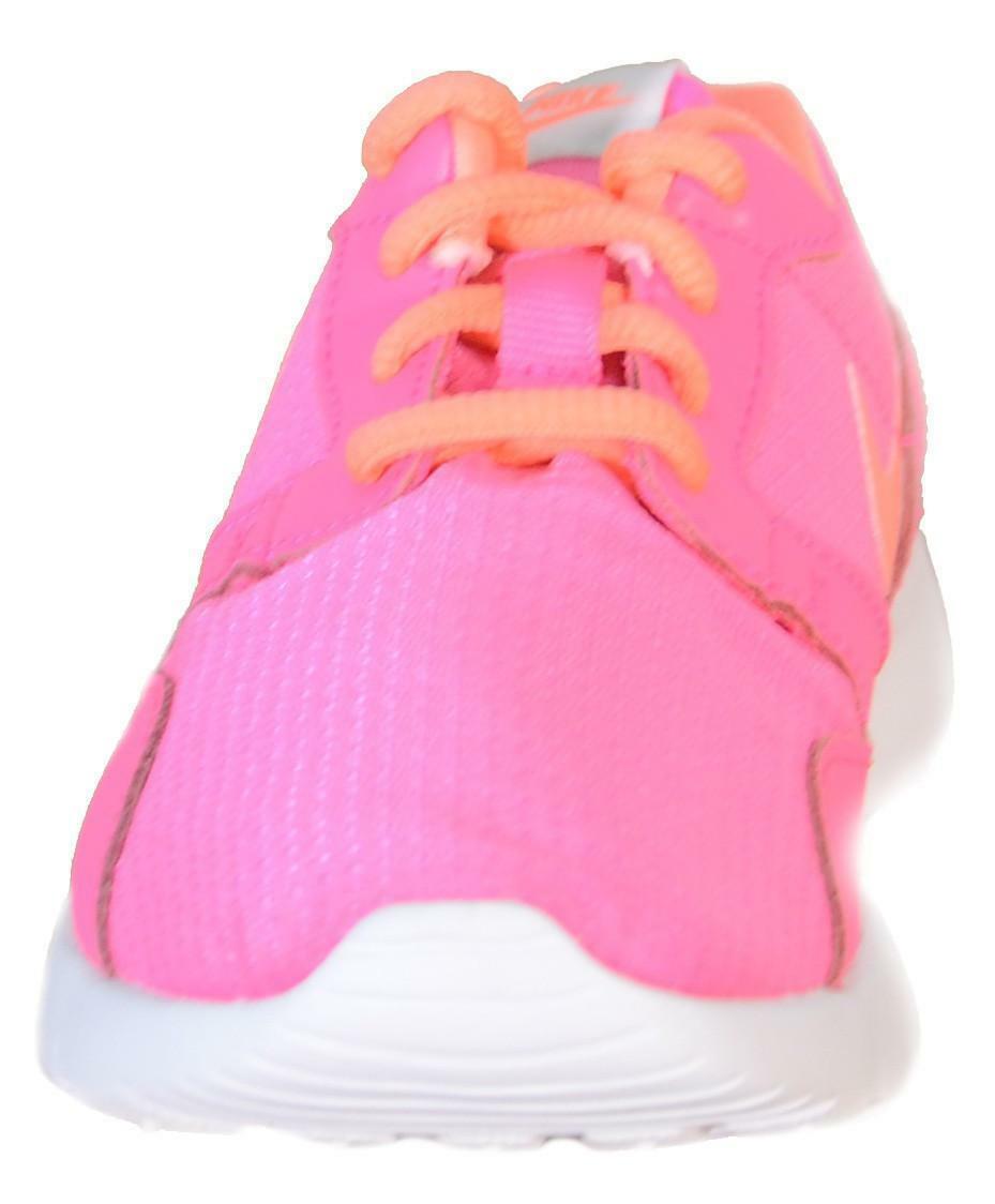nike nike kaishi (gs) scarpe sportive donna rosa pelle tela 705492