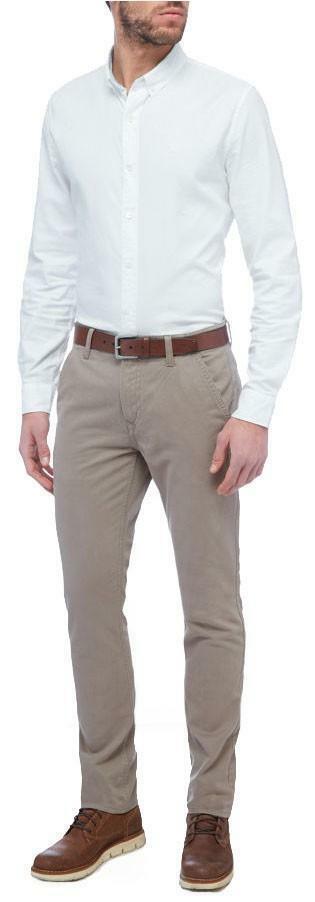 timberland timberland sargent lake pantalone uomo beige