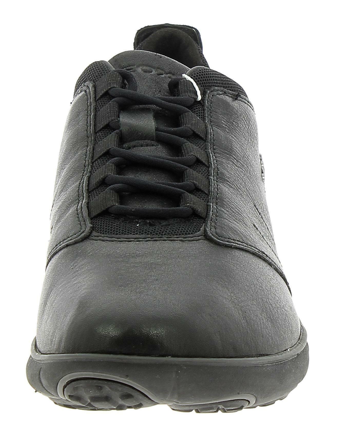 competitive price 9c011 a7a5e Geox u nebula a scarpe sportive uomo nere
