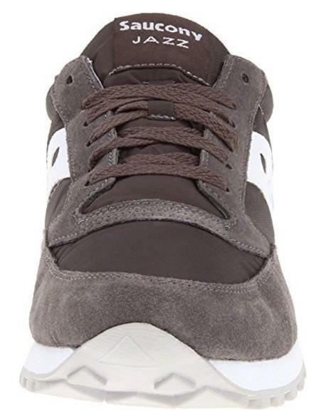 saucony jazz original scarpe uomo grigie